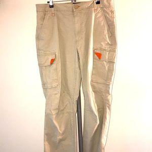 ST JOHN'S BAY Cargo Pants SIZE 34x32